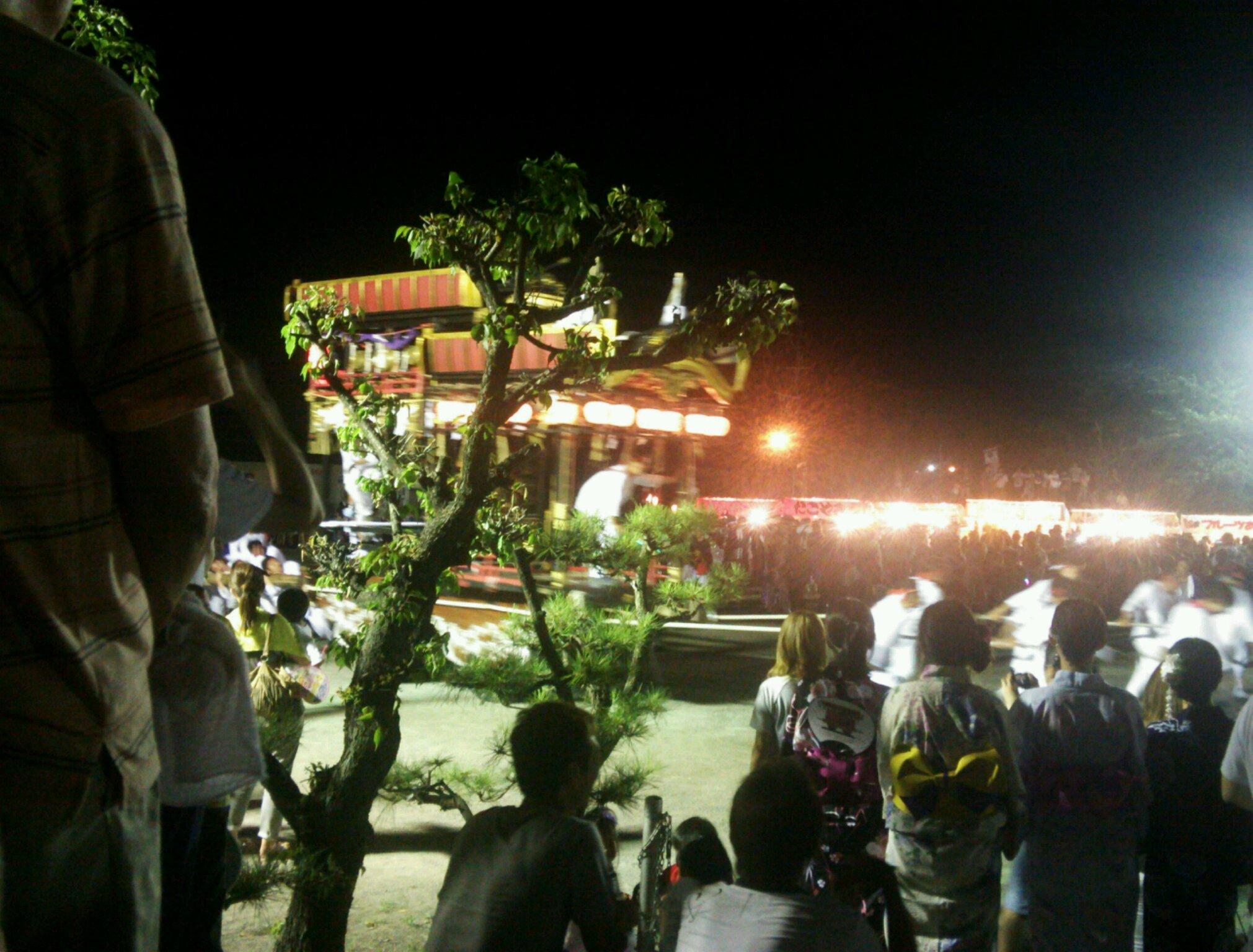 中津祇園(上祇園)
